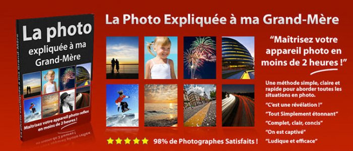 image La photo expliquée à ma Grand-Mère