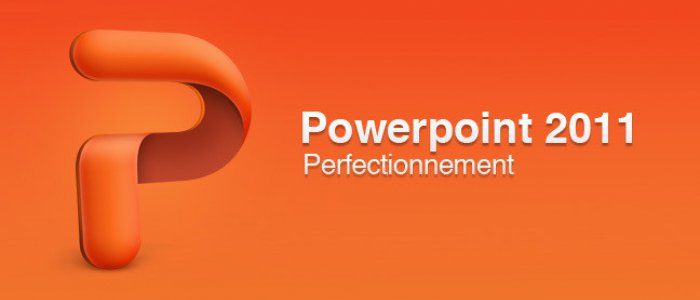 image Formation Powerpoint 2011 - Perfectionnement