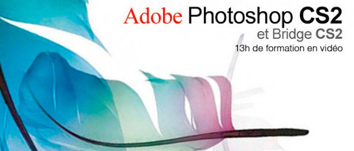 image Formation Photoshop CS2 gratuite