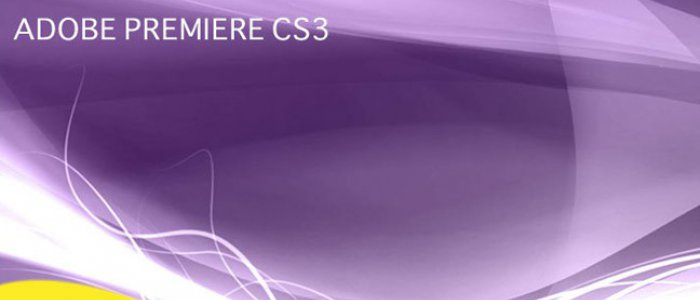 image Formation Adobe Premiere CS3