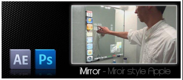 Tuto effet lissage de l 39 eau en photo avec photo sur for Effet miroir photoshop