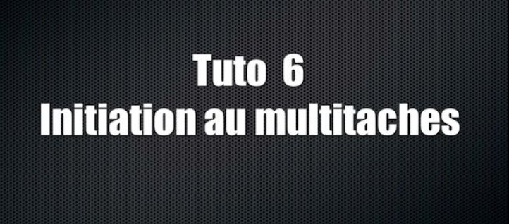 Tuto Initiation au multitache de l'iOS4 iPhone Xcode