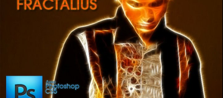 Tuto Introduction au plugin Fractalius Photoshop