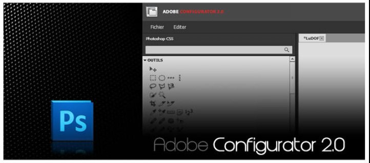 Tuto Configurator: créer votre interface Photoshop Photoshop