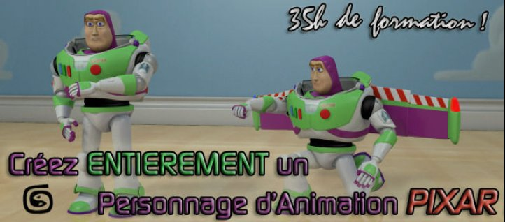Tuto Personnage 3D 3ds Max