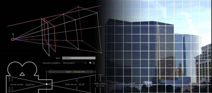 Tuto Projection 3D After Effects