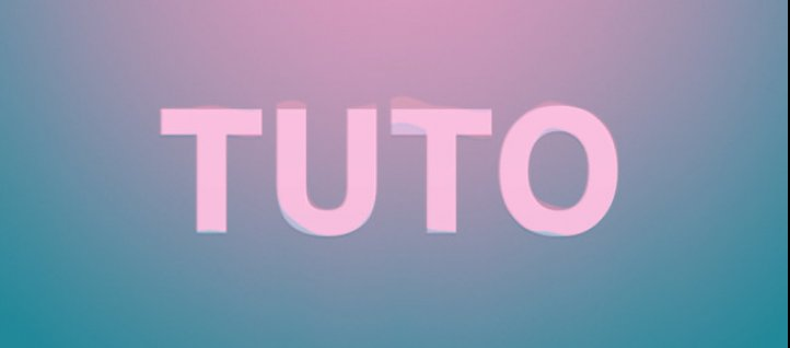 Tuto Effet de distorsion de couleurs After Effects