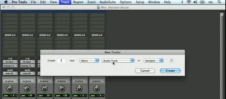 Tuto Masters - groupes et sous-groupes Pro Tools