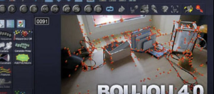Tuto Tracking 3D Boujou - After Effects After Effects