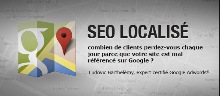 Tuto Formation référencement local Referencement SEO