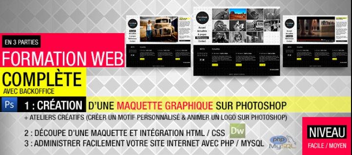 tuto gratuit   cr u00e9er un cv graphique sous photoshop avec photoshop cc sur tuto com