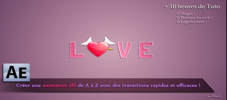 Tuto Créer une animation 2D de A à Z avec After Effects ! After Effects