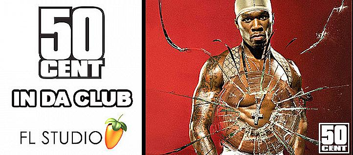 Tuto Recréer facilement le tube In Da Club de 50cent Fruity Loops Studio