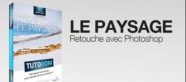 Tuto Photoshop CS6 : Le paysage Photoshop