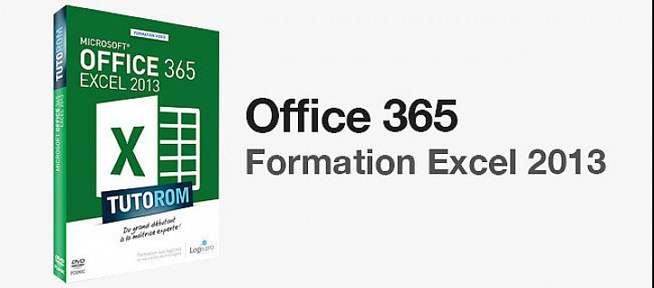 Tuto Formation Microsoft Excel 2013 et Office 365 Excel
