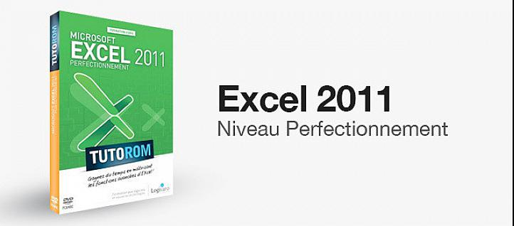 Tuto Formation Excel 2011 - Perfectionnement Excel