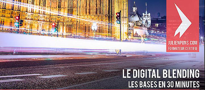 Tuto Digital Blending : le bases en 30 minutes Photoshop