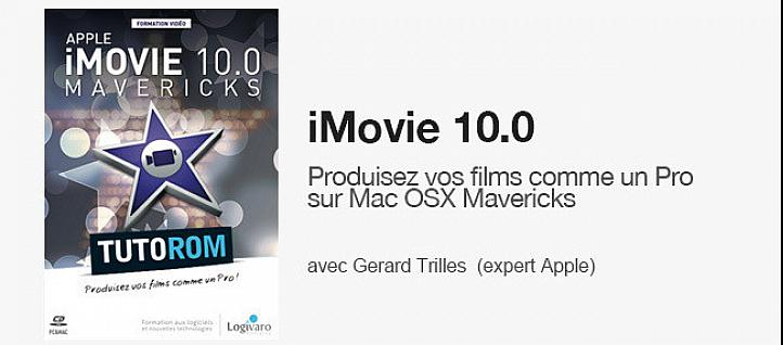 Tuto iMovie 10 pour Mavericks iMovie