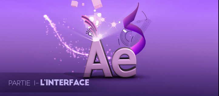 Tuto Formation complète After Effects - Part 1 L'interface After Effects