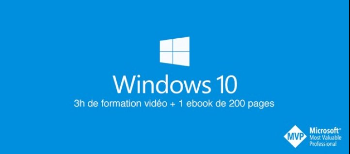 Tuto Formation Windows 10 Windows