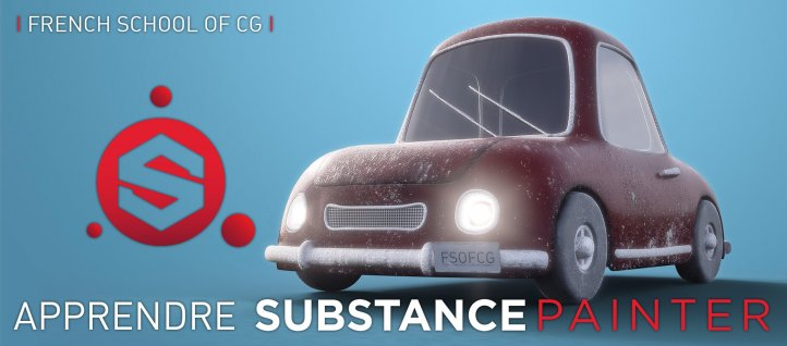 Tuto Apprendre Substance Painter Substance Painter