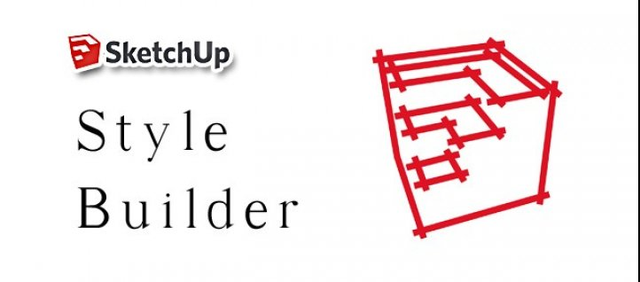 Tuto style builder sketchup 1 formation style builder for Tuto architecte 3d