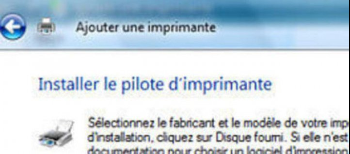 Tuto Installez votre imprimante Windows