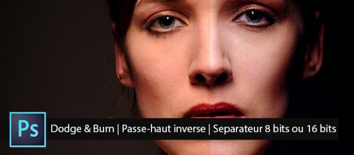 Tuto Techniques de retouche de portrait Photoshop