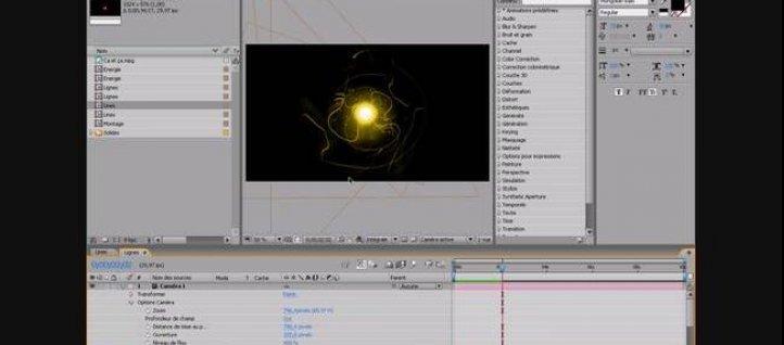Version gratuite d'After <b>Effects</b> | <b>Télécharger</b> la version complète...