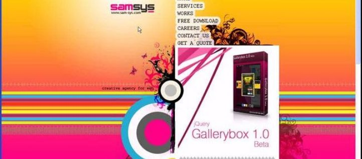 Tuto Une galerie Gallerybox jQuery