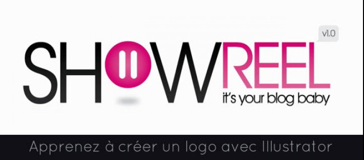 Tuto Créer un logo simple Illustrator