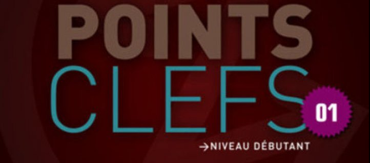 Tuto Points clés After Effects