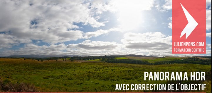 Tuto Panorama avec correction de la lentille et HDR Photoshop