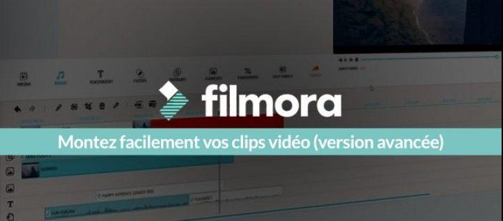 Nouvelle artisanat exquis vente limitée TUTO Comment monter facilement un clip vidéo avec Filmora ...